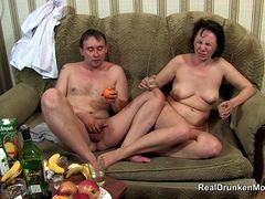 Секс до блевотины