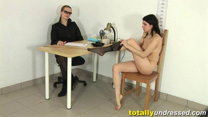 Кастинг на работу в офисе порно