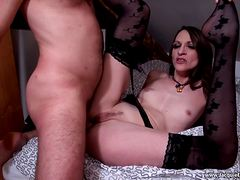 Предложил анальный секс девушке секс видео