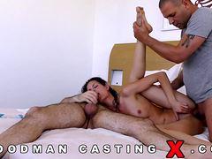 Пьер Вудман сношает в жопу порно
