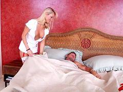 Медсестра и больной секс видео