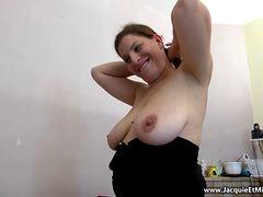 Порнокастинг с анальным сексом